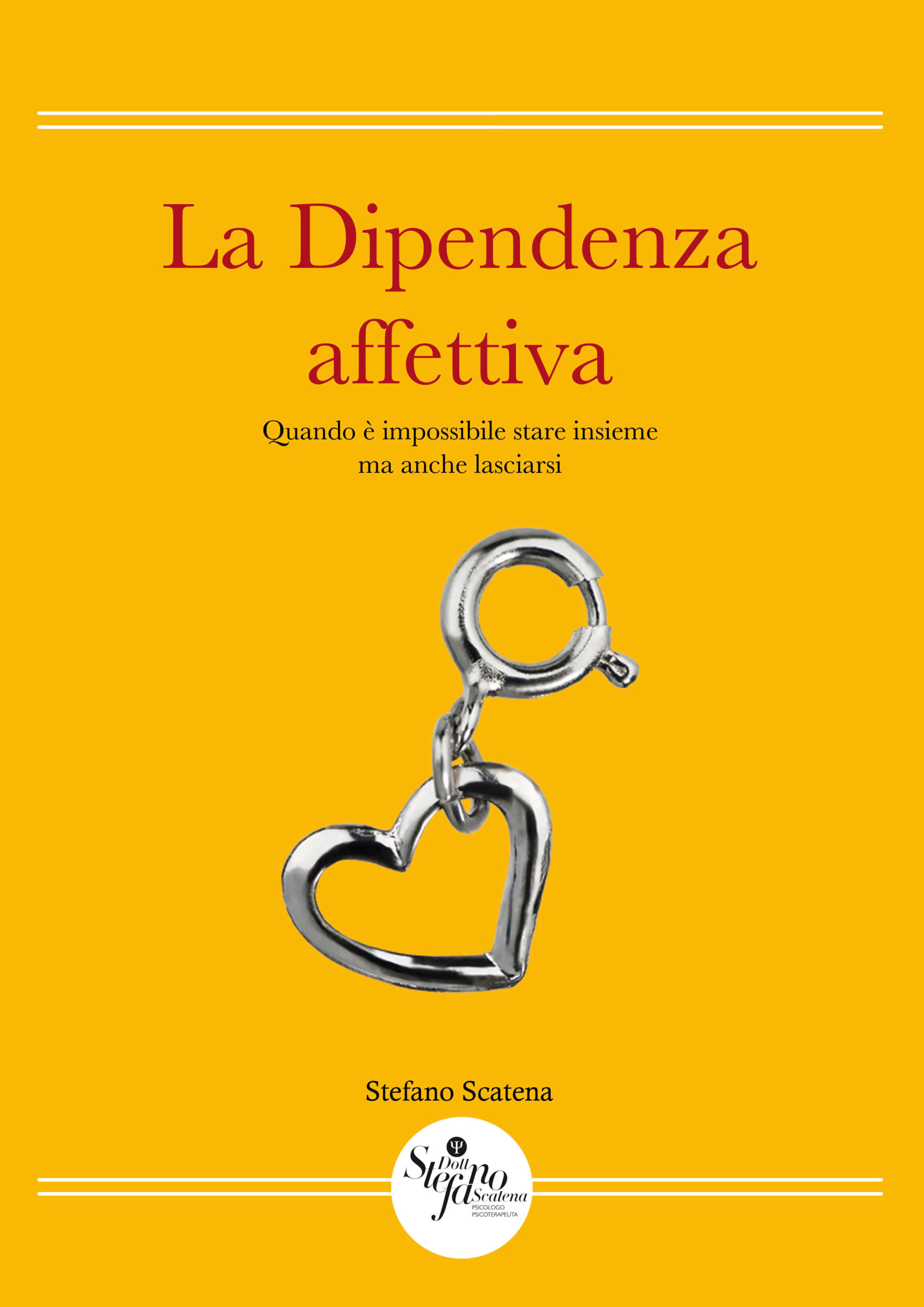 Copertina Libro - Stefano Scatena
